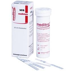 Schwangerschaftstest Medichem meditrol hCG 25 St