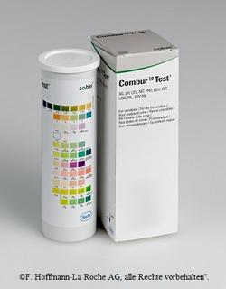 Urinteststreifen Roche Combur 10 Test 100 St