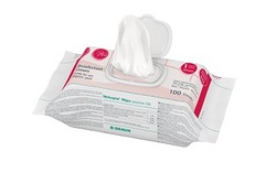 Braun Meliseptol Wipes sensitiv 100 Flow Aktionspaket 11+1